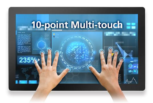 """Ordenadores con pantalla multitoque de 10.1 a 21.5"""""""