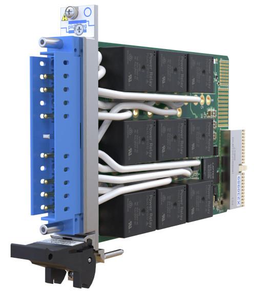 Módulos de conmutación de cargas AC o DC pesadas