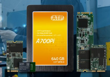 SSDs para sistemas embebidos