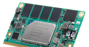 Tarjeta CPU SMARC 2.1 en formato SOM