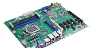 "CAPA520: tarjeta embebida de 3.5"" ampliable con procesador Intel Coffee Lake"