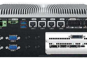 Box PC para inteligencia artificial en edge computing