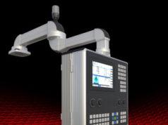 Paneles de control, encapsulados HMI y brazos de soporte