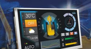 """Módulos de display TFT de 8"""" con IPS y brillo de 1200 cd/m²"""