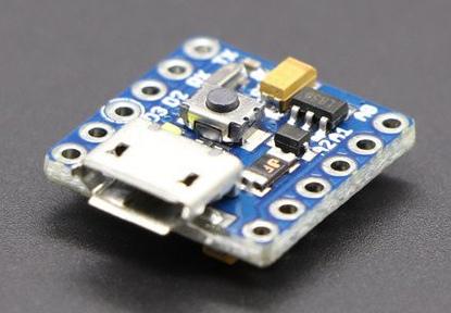 Tarjeta de desarrollo compatible con Arduino Leonardo