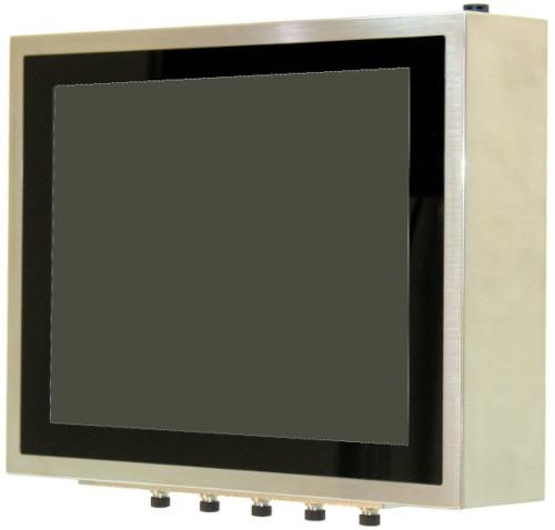 Panel PC IP65 metálico