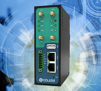 Router celular industrial con doble SIM