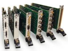 tarjetas de conmutación PXIe