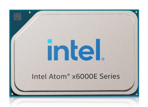 Sistemas embebidos con procesadores Intel Atom x6000E