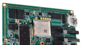 SBC Zynq Ultrascale+ MPSoC para sistemas de vídeo 4K UHD
