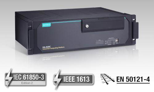 Ordenadores de altas prestaciones IEC 61850-3