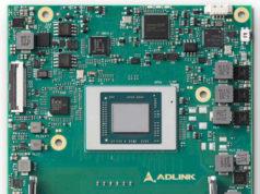 cExpress-AR Módulo COM Express Tipo 6 con AMD Ryzen octa-core V2000