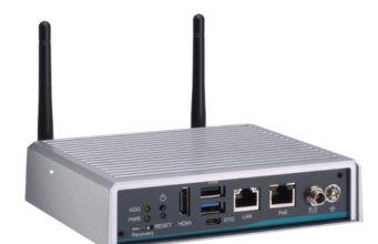 Sistema Edge IA AIE100-903-FL-NX basado en NX NVIDIA Jetson Xavier