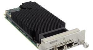 Tarjeta procesadora AdvancedMC de alto rendimiento