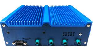 Ordenador ATC 3200 para inferencia de AI en vehículos