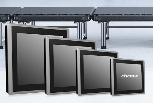 """Paneles PC industriales de 8 a 24"""" para factorías inteligentes"""