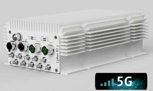 Router 5G con interfaz Wi-Fi 5 Wave 2 para el sector ferroviario