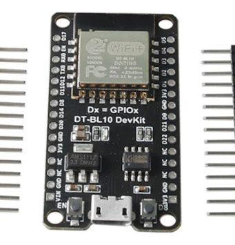 Tarjeta de desarrollo IoT de bajo consumo con CPU RISC-V
