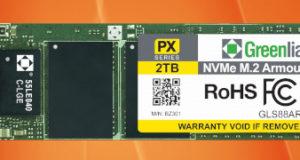 Módulos SSD NVMe M.2 2280 ArmourDrive sin DRAM