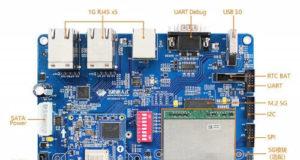 OK1028A-C Tarjeta CPU industrial