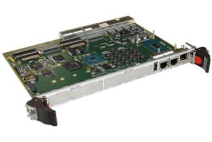 Tarjeta procesadora CompactPCI 6U PP F84/m3d