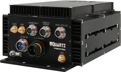 Sistema de conversión A/D y D/A de ocho canales