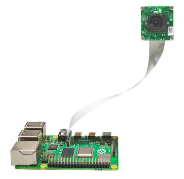 Cámara MIPI 4K e-CAM130_CURB para Raspberry Pi 4