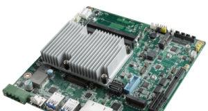 AIMB-233 tarjeta mini-ITX industrial con Intel Core de VIII generación