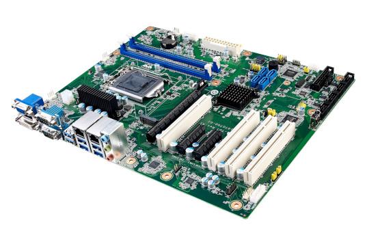 Tarjetas industriales actualizadas con procesadores de X generación