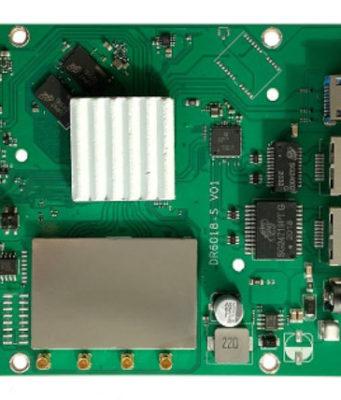 DR6018-S SBC con Wi-Fi 6E opcional
