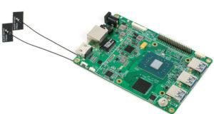 Hackboard 2 SBC con conectividad celular opcional
