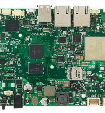 """SBC-C61 tarjeta CPU de 3.5"""" con procesadores NXP i.MX 8M Mini"""