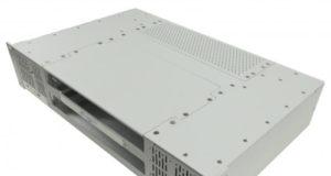 Chasis para montaje en rack VPX 6U de dos slots con RTM