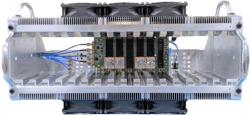 Chasis y backplanes OpenVPX 3 y 6U compatibles