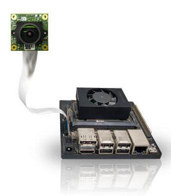 Módulo de cámara con obturador e-CAM217_CUMI0234_MOD
