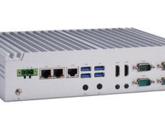 eBOX630-528-FL Sistema embebido para automatización