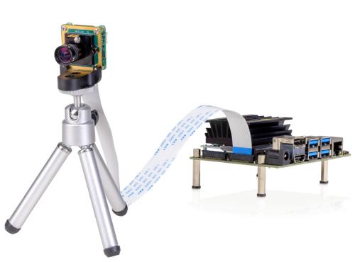 Kits de desarrollo embebidos para NVIDIA Jetson Nano