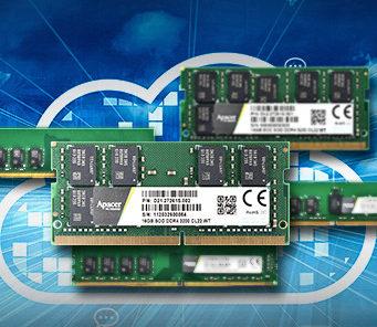 Módulos de memoria DDR4-3200 de amplia temperatura