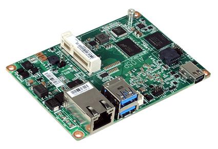 AL05P SBC Pico-ITX con PoE
