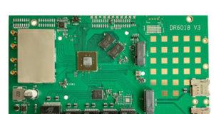 DR6018 V3 tarjeta de router inalámbrico de banda dual