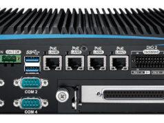 Ordenadores embebidos fanless ECX-1200/1100 AIO Series