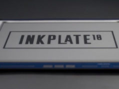 Pantalla e-paper Inkplate 10
