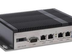 OEM S81 Box PC para vehículos de guiado automático y robots