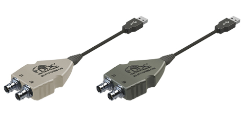 Adaptador USB a bus MIL-STD-1553