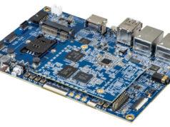VAB-950 tarjeta CPU con MediaTek i500 para el AIoT