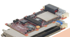 VP831 Tarjeta FPGA VPX 3U compatible con SOSA