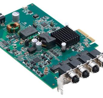 VTK-GEM640 Tarjeta de conectividad para sistemas de visión