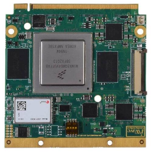 SOM Qseven basado en procesadores i.MX 8 QuadMax/QuadPlus