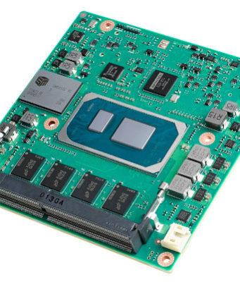 SOM-6883 módulo COMe Compact Type 6