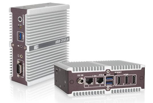 IDS-310AI Mini PC con SoC Apollo Lake y dos VPU Myriad X